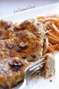 escalope_dinde_pannée_tomates_séchées_parmesan