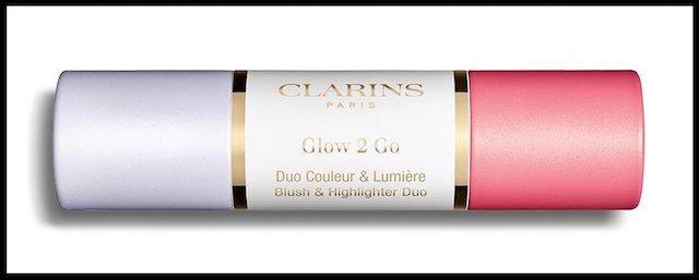 clarins glow to go glowy pink 3