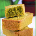 Financiers au thé matcha ou aux fruits rouges