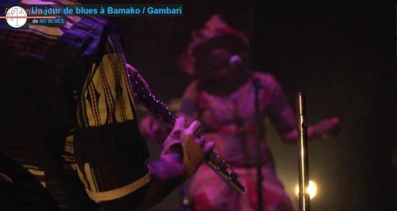 Un soir de blues à Bamako