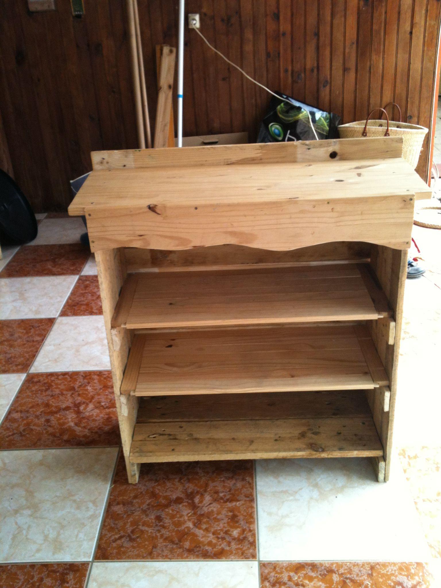 buffet - créations et meubles en bois de palettes recyclées