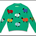 benetton pull moutons 4