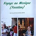 voyage yucatan