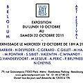 Belgium art festival