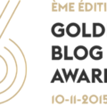 La fin du vote du public pour les golden blog awards 2015