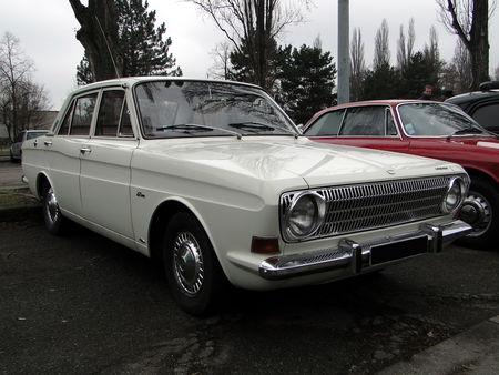 FORD 12M 1300 4 portes 1968 Retrorencard 1