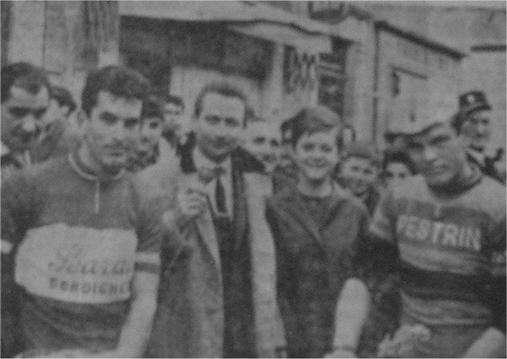 Sarlat 1966 course de clt