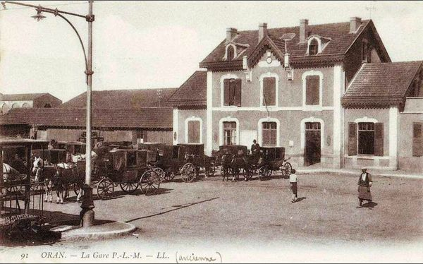 Oran- Ancienne Gare- 03