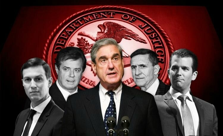 Robert Mueller and Kremlingate targets