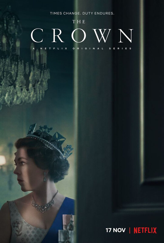 The Crown S3 affiche