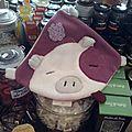 Lucky le cochon