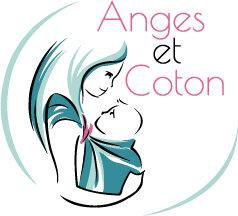 logo ange et coton