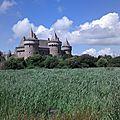 Le château de Suscinio (Morbihan)