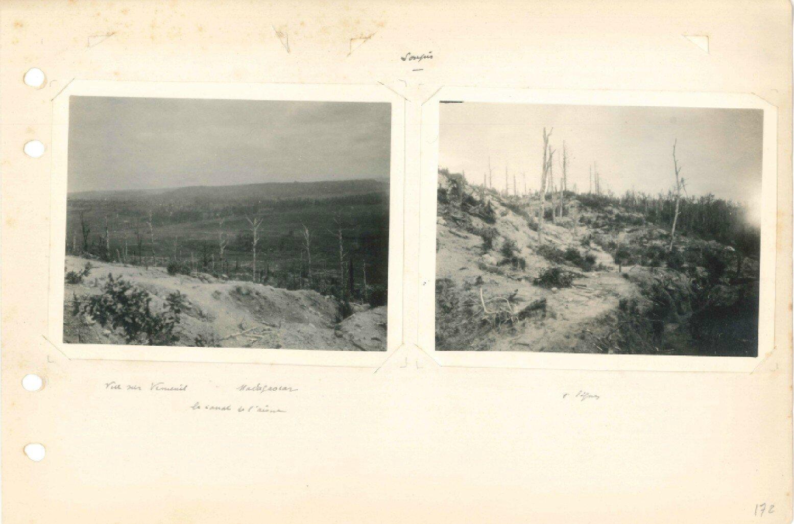 p.172 - Le Chemin des Dames (28 mars – 1er septembre 1917)