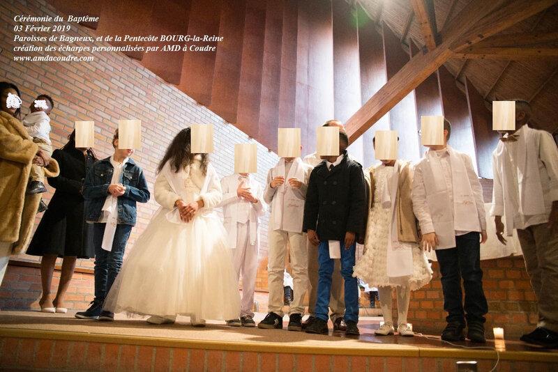 03 FEVRIER 2019 BAPTEMES PAROISSE DE BAGNEUX CREATION AMD A COUDRE (2)