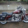 HD Road King de Georges