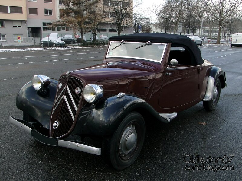 citroen-traction-11 bl-cabriolet-1938-1