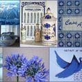 Du bleu pour mademoiselle as