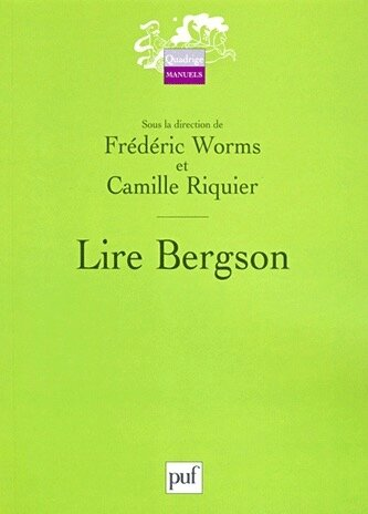 Lire Bergson couv