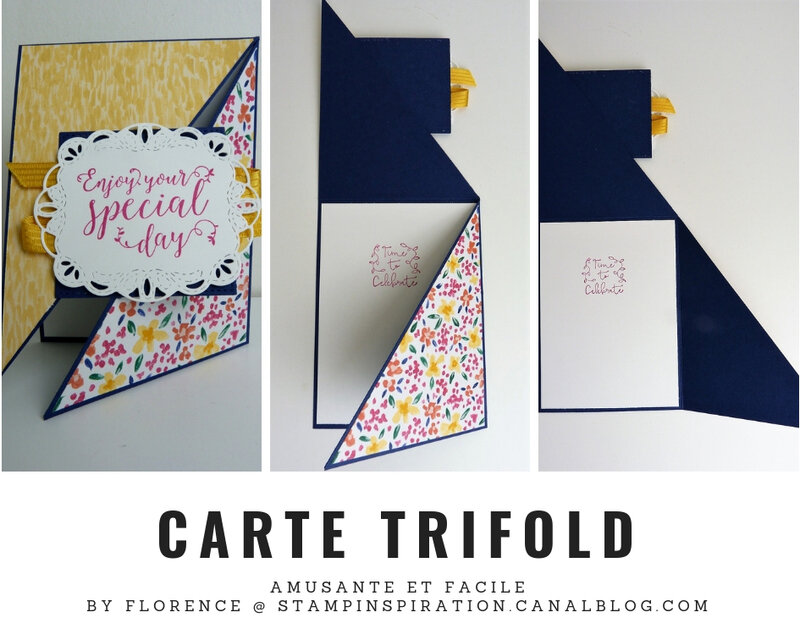 CARTE TRIFOLD canvab