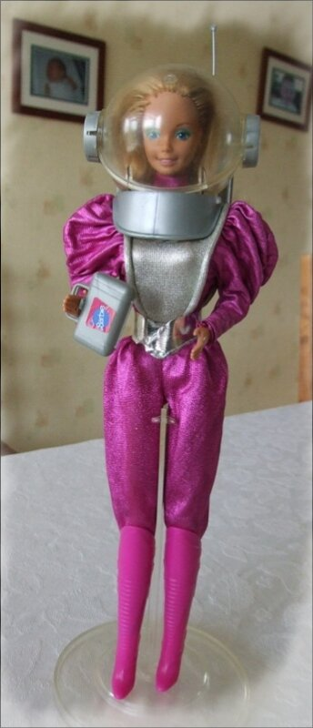 Barbie Astronaute 1985