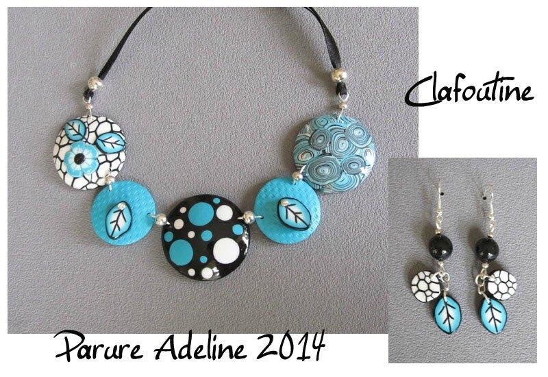 Parure Adeline 2014