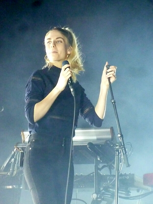 2017 12 03 London Grammar Zénith (29)
