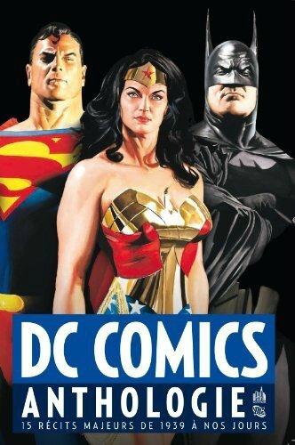 anthologie dc comics