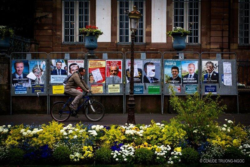 Strasbourg ville fleurie