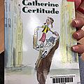 # 209 catherine certitude, patrick modiano et sempé