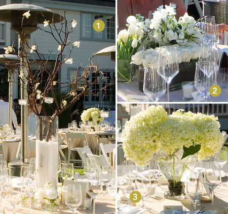 whitewedding_centerpieces