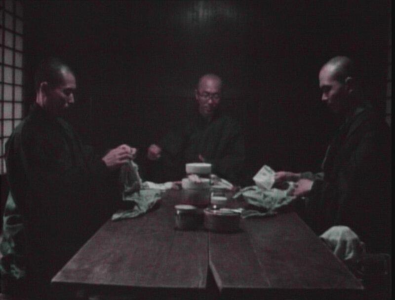 Zen, Le souffle nu, extrait