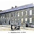 WIGNEHIES-La Mairie
