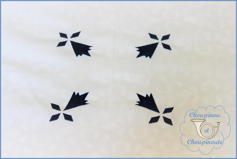 nappe et serviettes 3