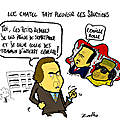 Luc chatel sanctionne
