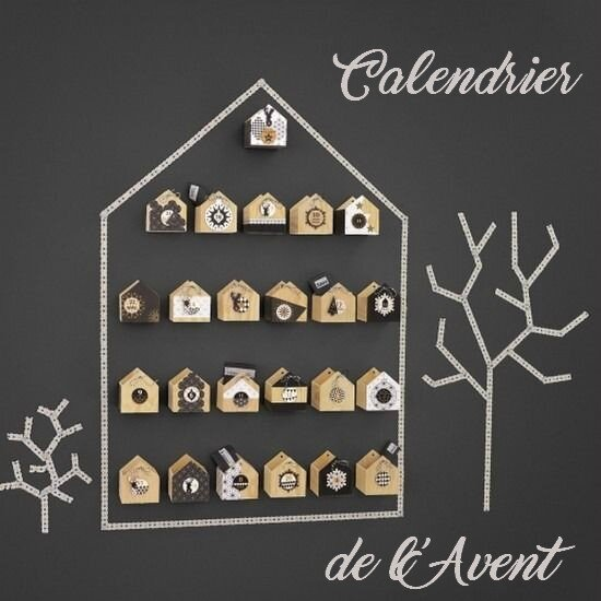 Calendrier avent 2016