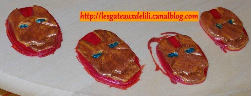 2014 05 04 - Cupcakes Iron Man (1)