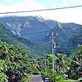 Côte EST de TAHITI - 18- belle vallée