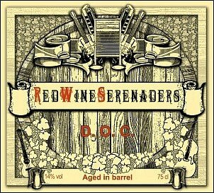 RED WINE SERENADERS