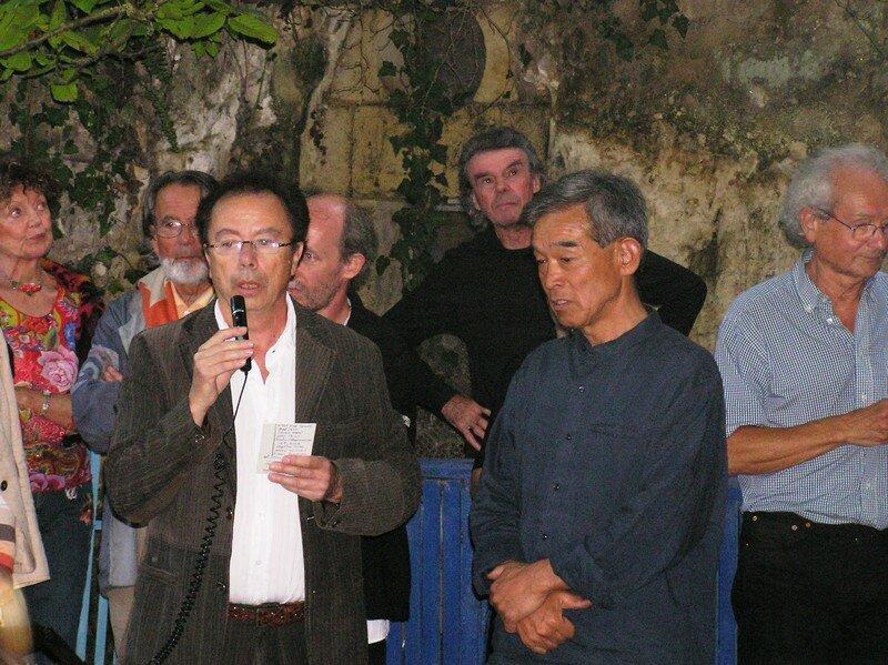 Discours de Jean-Pierre ARNAUD, Président de PACA