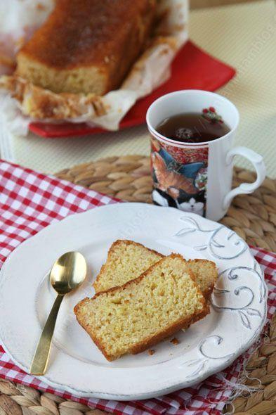 gateau au citron trish Deseine I LOVE CAKE