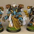 Marines elus de tzeentch