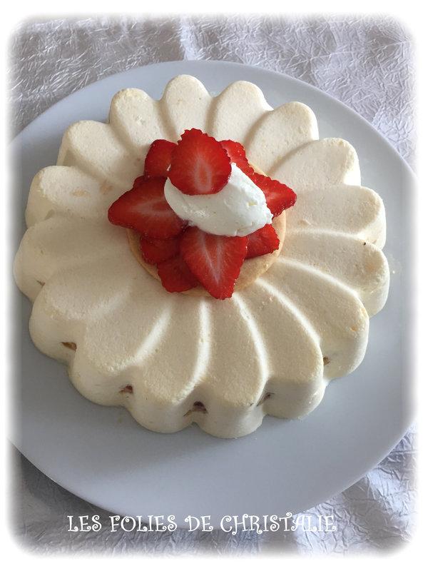 Coeur de fraisier 33