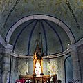 10_chapelle de Bastide_autel_ND de Salette
