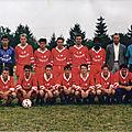 Séniors a 1989-1990