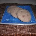Biscuits pour le père noël...