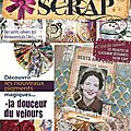 mes pages dans...Carnets de scrap