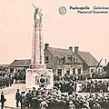 1917-10-05 belgique-poelcapelle-memorial-guynemer-jour-de-ceremonie