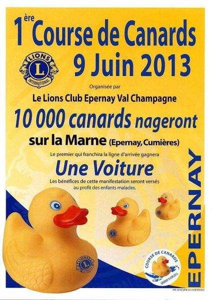 canards Lions Club
