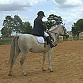 Championnat de france poney 2005